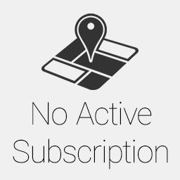 Map centered on Zürich, Switzerland